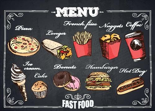Qsr menu