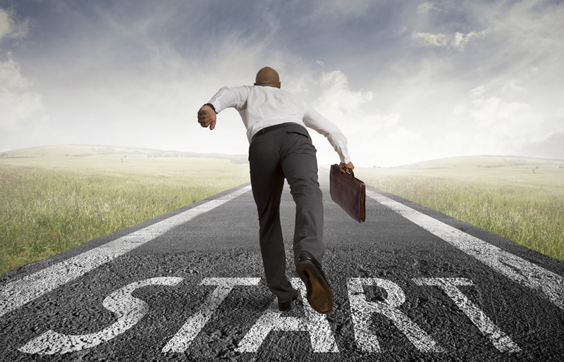 Deciding on starting a business