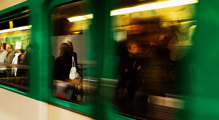 Subway last stop
