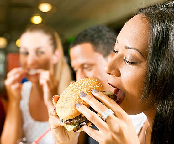 Full service restaurant sector image