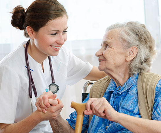 Home care sector image