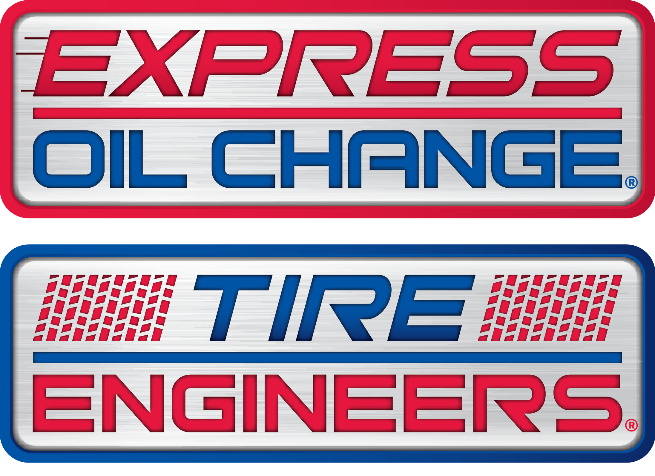 Express Oil Change & Tire Engineers Center Logo