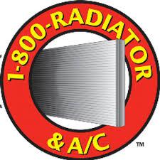 1-800-Radiator & AC logo
