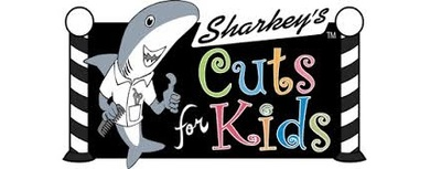 Sharkey's Cuts For Kids logo