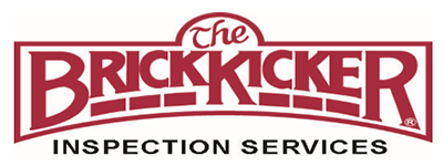 The BrickKicker logo