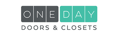 One Day Doors and Closets logo