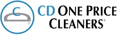 CD One Price Cleaners logo