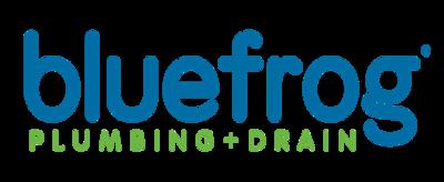 Bluefrog Plumbing + Drain logo