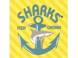 Sharks Fish & Chicken logo