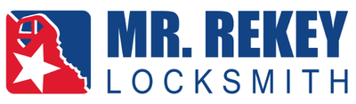 Mr. Rekey logo