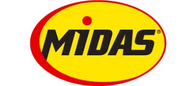 Midas (Co-Branding) logo