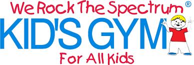 We Rock The Spectrum Kid's Gym logo
