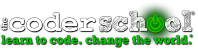 The Coder School logo