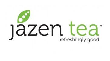 Jazen Tea logo