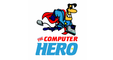 The Computer Hero logo