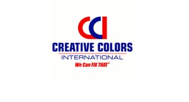 Creative Colors logo