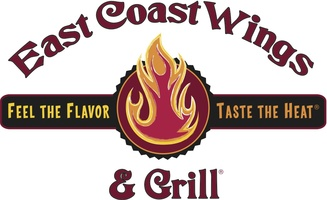 East Coast Wings & Grill logo