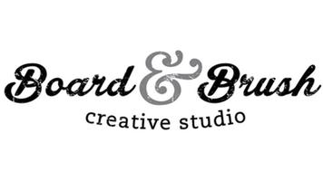 Board & Brush Creative Studio logo
