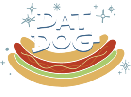 Dat Dog logo