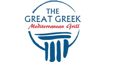 The Great Greek Mediterranean Grill logo