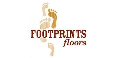 Footprints Floors logo