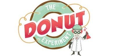 The Donut Experiment logo