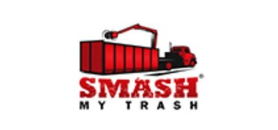 Smash My Trash logo