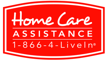 Home Care Assistance 1-866-4-LiveIn logo